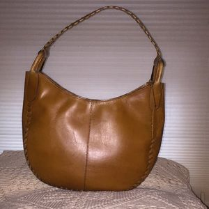 Genuine leather purse. Simple with an edge.